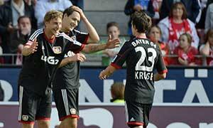 Mainz 1-4 Bayer Leverkusen