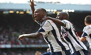 Manchester United 1-2 West Bromwich Albion