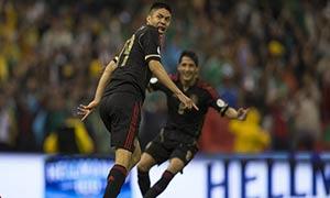Mexico 1-2 Honduras