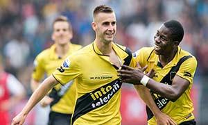 NAC Breda 3-0 AZ Alkmaar