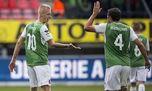 NEC Nijmegen 3-3 Feyenoord