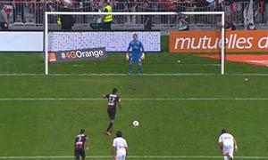 Nice 4-0 Valenciennes