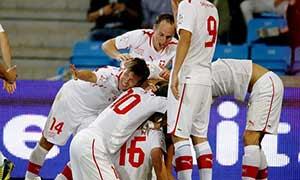 Norway 0-2 Switzerland
