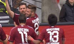 Nurnberg 1-1 Borussia Dortmund