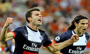 Olympiacos 1-4 Paris Saint-Germain