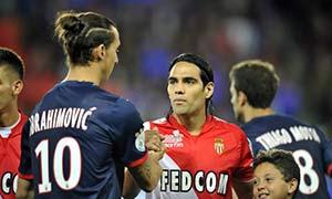 Paris Saint-Germain 1-1 AS Monaco