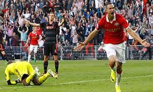 PSV Eindhoven 4-0 Ajax