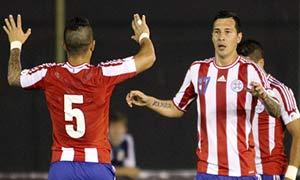 Paraguay 4-0 Bolivia