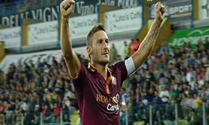 Parma 1-3 AS Roma