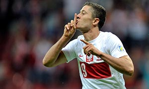 Poland 1-1 Montenegro