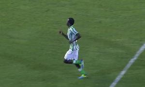 Real Betis 1-0 Villarreal