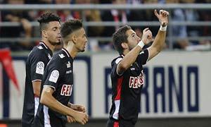 Reims 1-1 AS Monaco