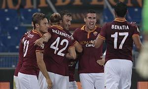 AS Roma 5-0 Bologna