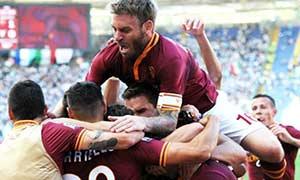 AS Roma 2-0 Lazio