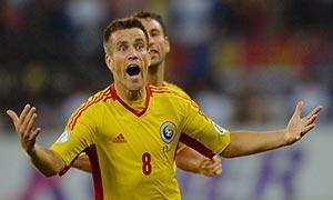 Romania 3-0 Hungary