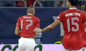 Romania 0-2 Turkey