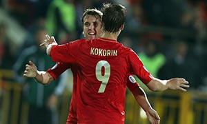 Russia 4-1 Luxembourg