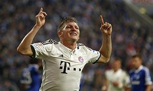 Schalke 0-4 Bayern Munich