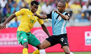 South Africa 4-1 Botswana