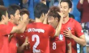 South Korea 4-1 Haiti