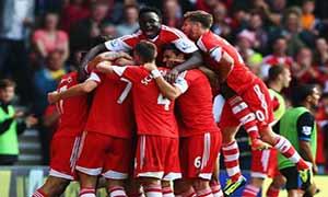 Southampton 2-0 Crystal Palace