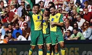Stoke City 0-1 Norwich City