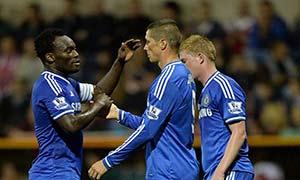 Swindon Town 0-2 Chelsea