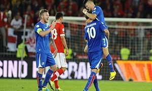 Switzerland 4-4 Iceland