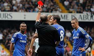 Tottenham Hotspur 1-1 Chelsea