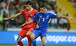 Turkey 5-0 Andorra