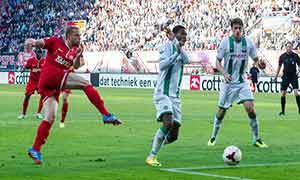 Twente 5-0 Groningen