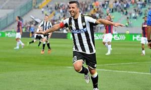 Udinese 1-1 Bologna