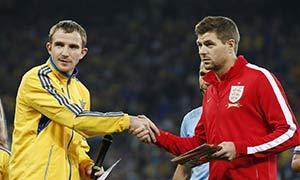 Ukraine 0-0 England