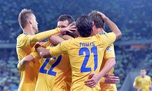 Ukraine 9-0 San Marino