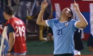 Uruguay 2-0 Colombia
