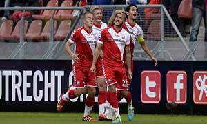 Utrecht 2-1 RKC Waalwijk