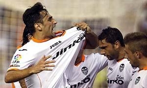 Valencia 3-1 Sevilla