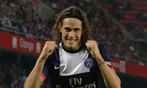 Valenciennes 0-1 Paris Saint-Germain