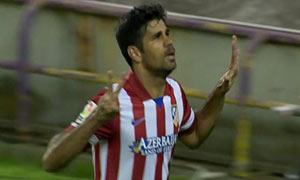 Valladolid 0-2 Atletico Madrid