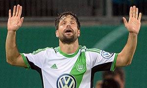 Wolfsburg 2-0 VfR Aalen