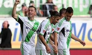 Wolfsburg 2-1 Hoffenheim