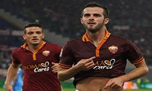 AS Roma 2-0 Napoli