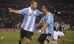 Argentina 3-1 Peru