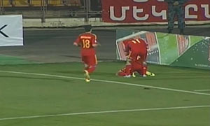 Armenia 2-1 Bulgaria