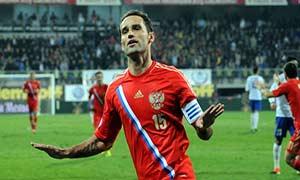 Azerbaijan 1-1 Russia