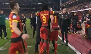 Belgium 1-1 Wales