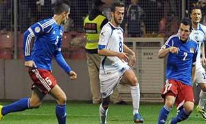 Bosnia-Herzegovina 4-1 Liechtenstein