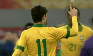 Brazil 2-0 Zambia
