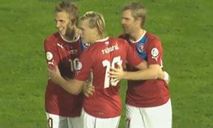 Bulgaria 0-1 Czech Republic