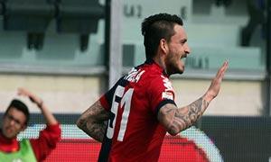 Cagliari 2-1 Catania